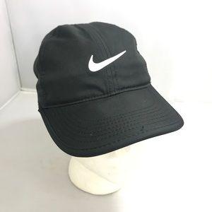 Nike Black Running Hat